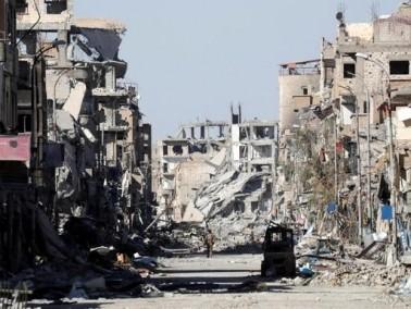 ارتفاع عدد القتلى المدنيين جراء ضربات التحالف إلى 786