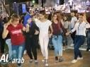 أكثر من 8 الاف شخص شاركوا بالأمسية الاولى لمهرجان ليالي مجد الكروم
