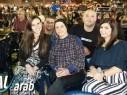 أجواء مميزة ومشاركة واسعة في الأمسية الثانية من مهرجان ليالي مجد الكروم