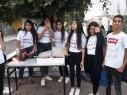 الرازي الشاملة الاعدادية اكسال تنتخب الطالبة تالا ياسين رئيسة مجلس الطلاب