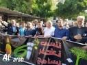 مشاركة حاشدة في مسيرة إحياء ذكرى مجزرة كفرقاسم الـ61