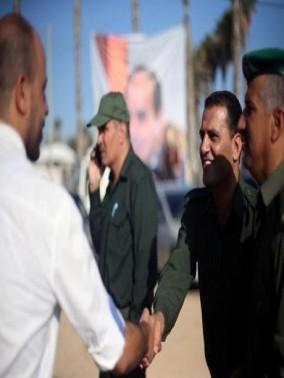 رسميا: معابر غزة تحت إدارة السلطة