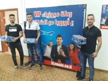 عبد ذباح الفائز بجائزة XL Music 2017
