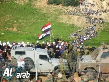 قوات من الشرطة تنتشر في مرتفعات الجولان