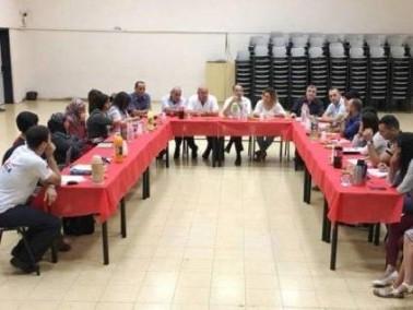 دير الاسد: اجتماع عام للطواقم الادارية والتوجيهية
