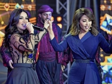 ديانا حداد تعود إلى لبنان بعد غياب..صور