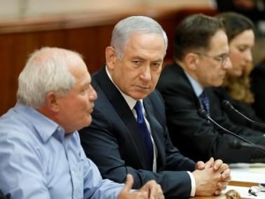 نتنياهو: إسرائيل ستتصرف في سورية