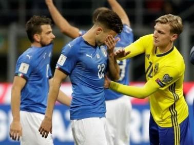 إيطاليا تفشل في التأهل لكأس العالم بعد التعادل مع السويد