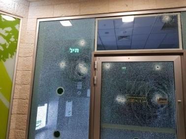 يركا: اطلاق نار على أحد البنوك