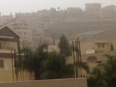 تلوث كبير للهواء في الجليل والجولان