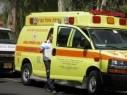 اصابة عامل (25 عامًَا) بجراح متوسطة جراء سقوط غرض ثقيل عليه في برديس حنا