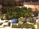 القدس: الكشف عن معمل مخدرات ضخم واعتقال مشتبه
