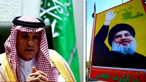 السعودية تهدد حزب الله بخطوات فعلية للرد