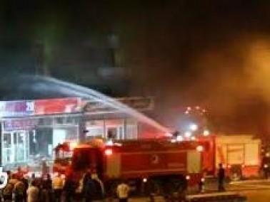 شفاعمرو: إندلاع حريق في حي الشيكون
