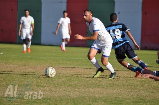 محمد نجيدات: الملعب ليس حصنا لعرب النجيدات