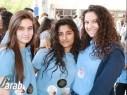 مجد الكروم:اعدادية محمود درويش تحيي يوم التسامح بفعاليات طلابية متنوع