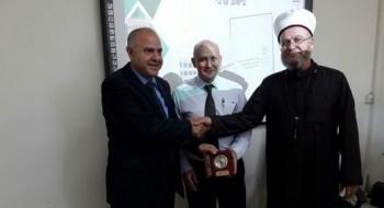 المدير العام لوزارة التعليم شموئيل ابواب يزور كليّة القاسمي