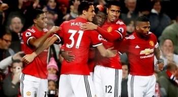 مانشستر يونايتد يستعيد نغمة الانتصارات بفوز ساحق