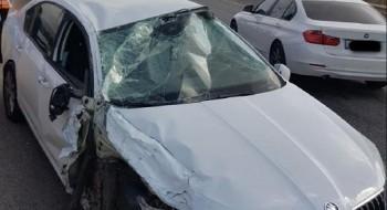 إصابة رجل (50 عامًا) في حادث طرق قرب كرمئيل وحالته حرجة