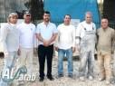 انطلاق مهرجان النحت على الحجر الثاني في مجد الكروم