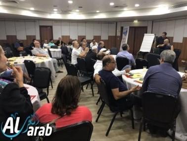 مجلس عمال الناصرة يختتم دورة نقابية