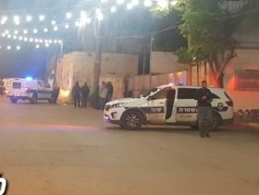 نهاية اسبوع عنيفة داخل بلدات عربية