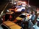 مصرع فلسطيني وإصابة آخرين في حادث طرق على شارع 60 قرب رام الله