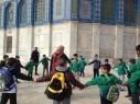 مرشدو عيون البراق في جولة إرشادية شيّقة في المسجد الأقصى