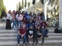 الشاملة الرازي اكسال في رحلة تعليمية الى جامعة رمات افيف في تل ابيب