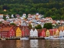 المعالم السياحية في مدينة بيرغن النرويجية