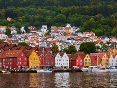 المعالم السياحية في بيرغن النرويجية