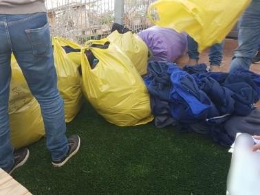 القدس: العثور على ملابس من ماركات عالمية مزيفة