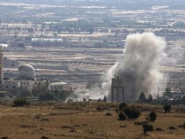 سورية: إسرائيل قصفت موقعًا قرب دمشق
