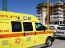 إصابة عاملين بحروق جرّاء إشتعال النيران في خزّان للوقود في بيت شيمش