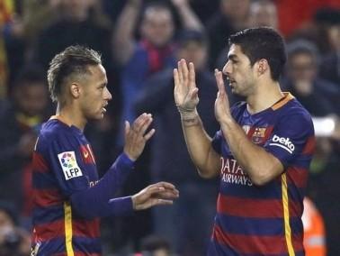سواريز يحبط ريال مدريد: نيمار لن ينتقل اليكم