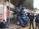 اعتقال سائق من حلحول يشتبه بضلوعه بحادث أسفر عن عدة إصابات في بيت جالا