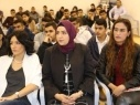 طلاب الثانوية الشاملة في شبلي أم الغنم يشاركون في يوم التوجيه الأكاديمي