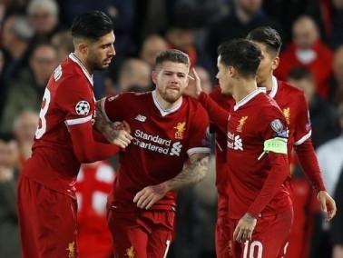 ليفربول يحقق فوزاً كبيراً وإشبيلية يتأهل رغم التعادل