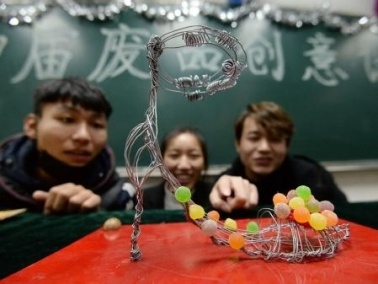 الصين: تصميمات صديقة للبيئة