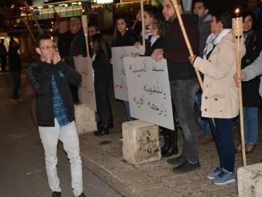الناصرة: الشبيبة الشيوعية والجبهة تنظمان وقفة