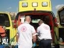 إصابة سيّدة بجراح بعد سقوطها عن دراجة هوائية على شارع 85 قرب مجد الكروم