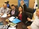 رئيس مجلس مجد الكروم سليم صليبي يجتمع مع الوزيرة جيلا جملئيل