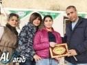 أسبوع الكتاب واللغة العربية في اعدادية محمود درويش مجد الكروم