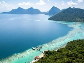 هل تعرفتم من قبل على جزيرة بورنيو الآسيوية؟