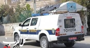 بئر السبع: اعتقال مشتبه بطعن رجل في السوق البلدي