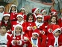كرنفال يوم الميلاد بمدرسة الواصفيّة في النّاصرة