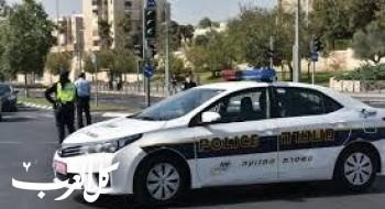 حيفا: ضبط شاب قاد سيارته وهو تحت تأثير الكحول وإحالته للتحقيق