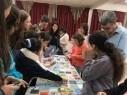 مدرسة المتنبّي ترسم حيفا بعيون طلّابها