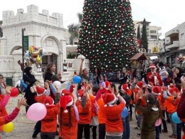 بلدية الناصرة: المدينة تعج بالآف الزائرين