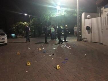 تواجد شرطي مكثف في رهط بعد وصول بلاغ عن سماع صوت رصاص